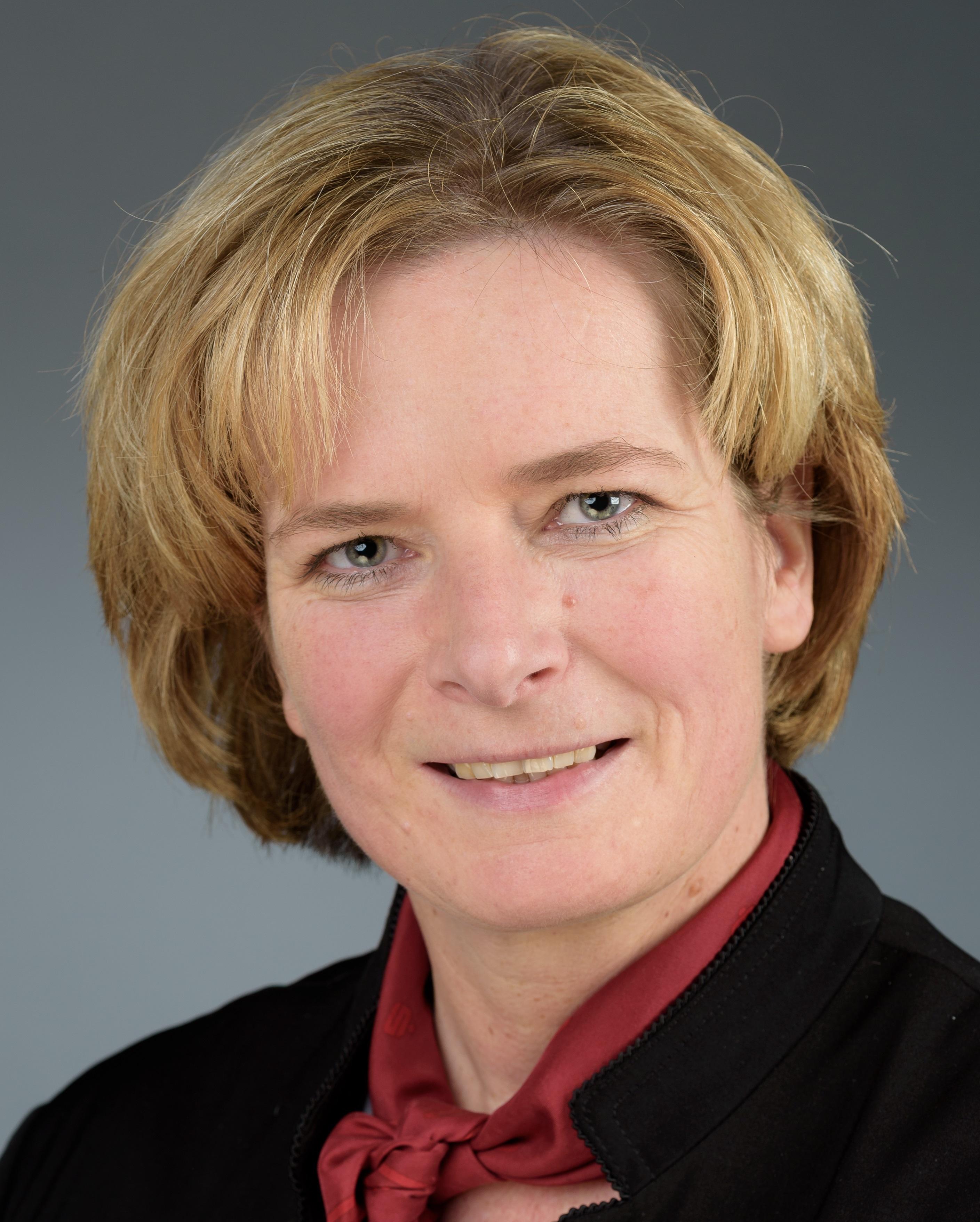 Susanne Böttger, Abteilungsleiterin Immobilien